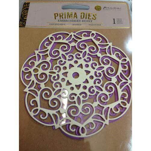 Нож для вырубки Embroidery Doily - Prima Marketing