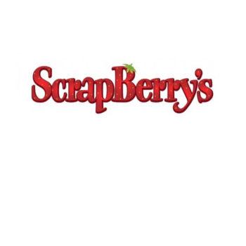ScrapBerrys бумага по листу 30*30см