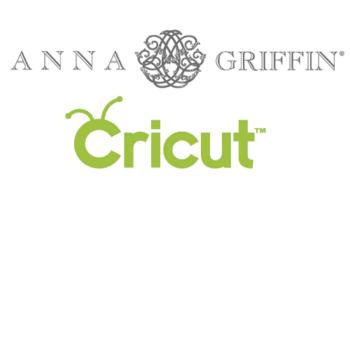 Папки для тиснения Anna Griffin Cricut