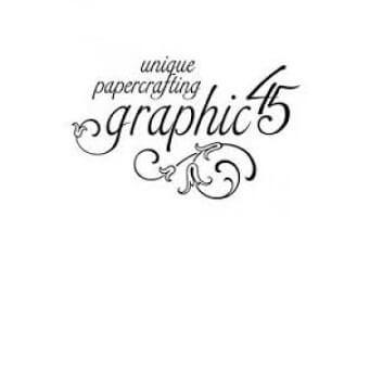 Graphic 45 наборы бумаги 30*30