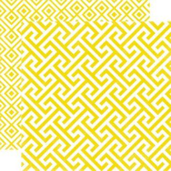 SEAV12009 Бумага Sequin Geometric — Echo Park 30,5х30,5