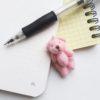 Мини игрушка Мишка Розовый - 4 см