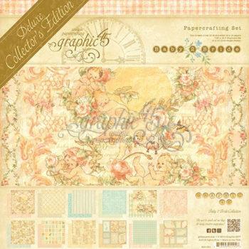 4501001 Полный набор Baby 2 Bride - Graphic 45, Deluxe Collectors Edition