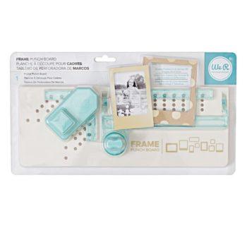 663006 Доска для создания рамок Frame Punch Board - We R Memory Keepers