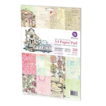 847333 Набор бумаги Garden Fable - Prima Marketing A4 30 листов