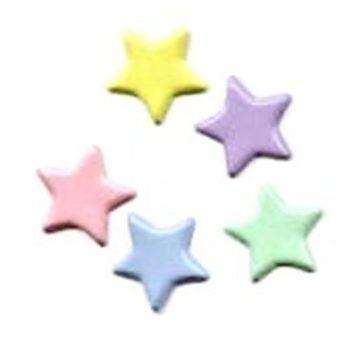 90292 Набор брадс Звезды Pastel, 5 штук