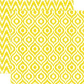 SEAV12010 Бумага SEQUIN IKAT — Echo Park 30,5х30,5