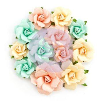 Набор цветов Heaven Sent 2 Flowers - Madeline - Prima Marketing, 12 шт.