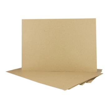 Набор крафт-бумаги A4 (неплотная), 15 листов