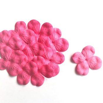Гортензии мини темно-розовые