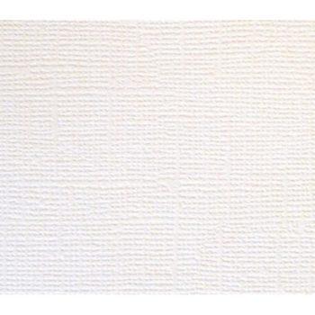 SCB172312046 Текстурированный кардсток Белый - ScrapBerrys, 30,5*30,5см