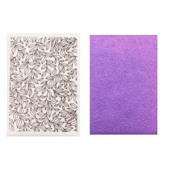 Форма для тиснения Leaves — CraftBox, 14,5*10,5 см