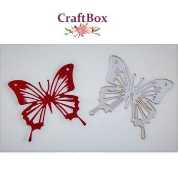 CB110071 Нож для вырубки Бабочка 1 - CraftBox
