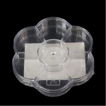Контейнер-ромашка Hobby&Pro 10,7*10,7*2 см