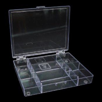 Органайзер для хранения мелочей Hobby&Pro с 7 отделениями, 11.8*9.1*2.1см