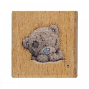 Штамп деревянный Peekabear - Me to You - Docrafts