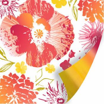 Бумага Mimosa - SEI с мерцающим эффектом 30,5*30,5см