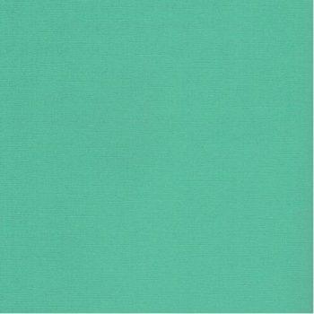 SCB172312140 Текстурированный кардсток Карибский зелёный — ScrapBerrys, 30,5*30,5см