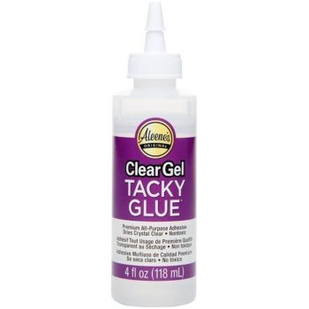 Aleenes Clear Gel Tacky Glue