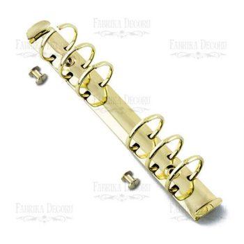 Кольцевой механизм А6 на 6 колец Золото - Фабрика Декору