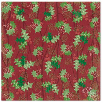 BS0365 Бумага Merry Berries - Flair Design 30,5*30,5см