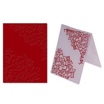 Форма для тиснения Цветение - CraftBox, 14,5*10,5 см
